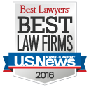 Best Law Firms US News 2016